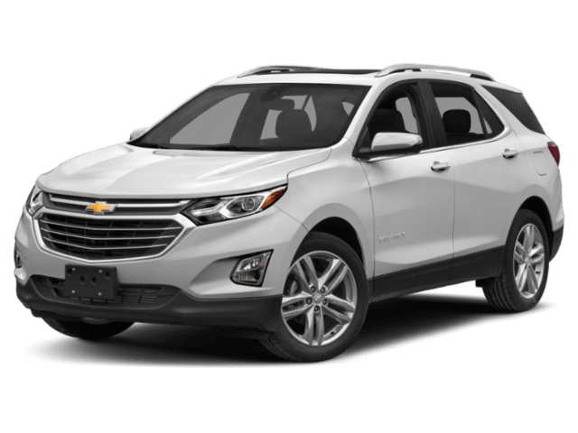 2019 Chevrolet Equinox in white