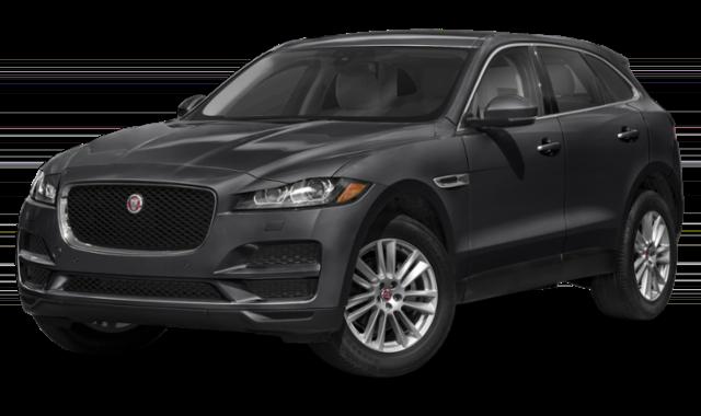 2020 jaguar f-pace black exterior