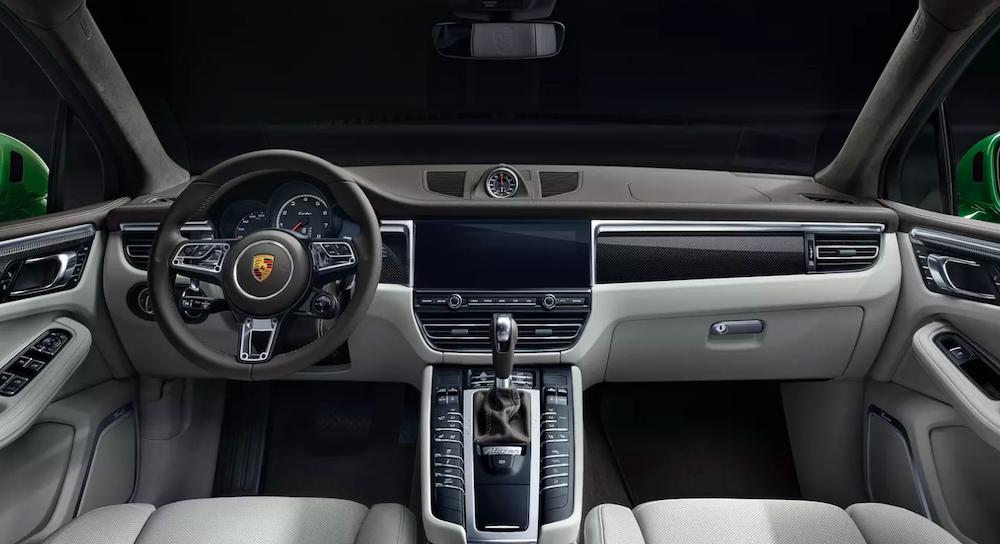 2020 Porsche Macan Interior Macan Dimensions Hendrick Porsche