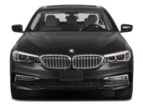 BMW-5-Series-Front-View