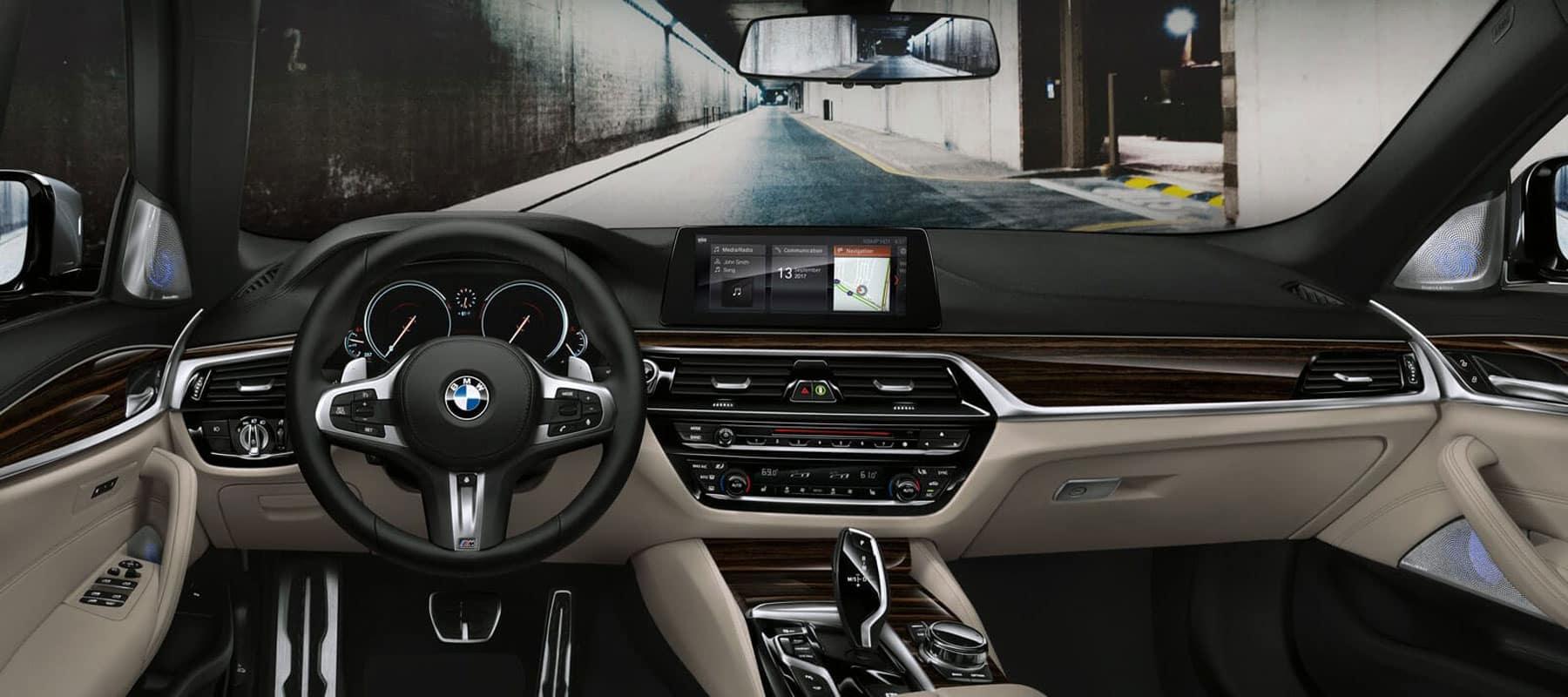 BMW-5-Series-Interior