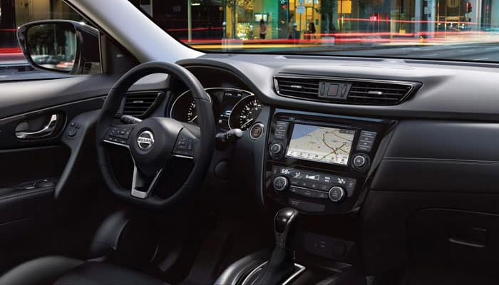 2019 Nissan Rogue Interior Features