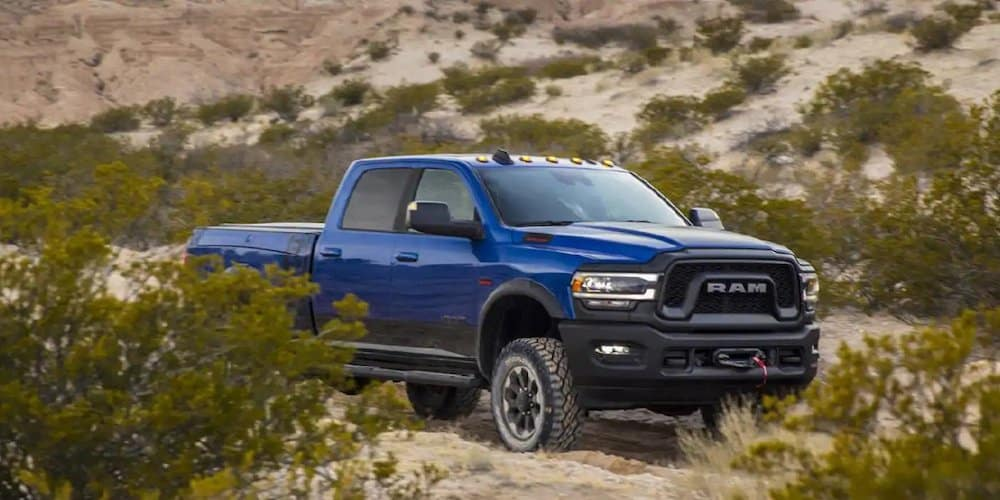 2019 ram 2500 power wagon off road