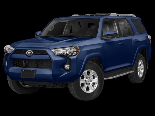 Blue 2019 Toyota 4Runner