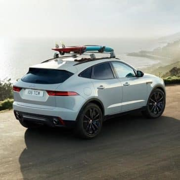 2019 Jaguar E-Pace Parked