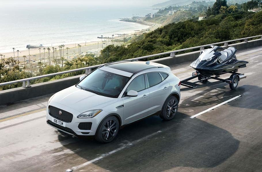 2019 Jaguar E-Pace Towing