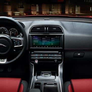 2019 Jaguar XE Dash