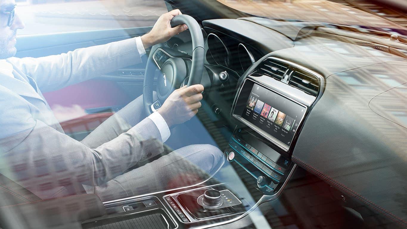 2019 Jaguar XE Driver