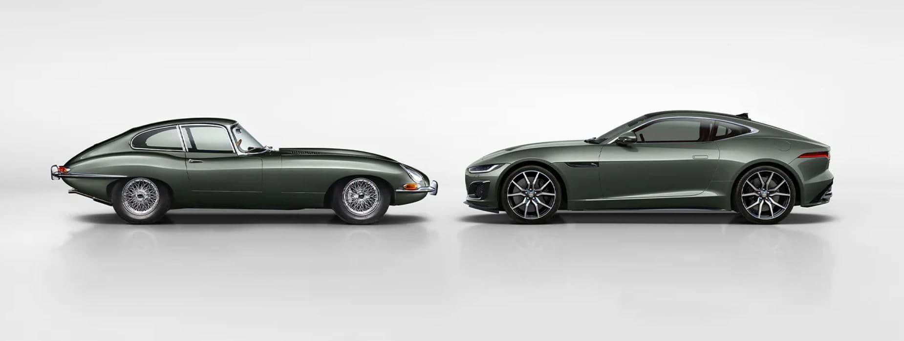 2021 Jaguar F-TYPE 60 Edition