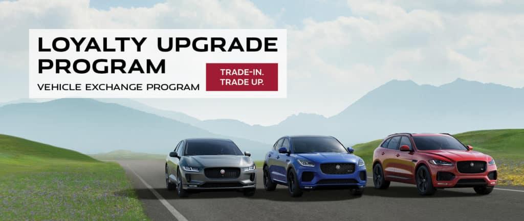 Jaguar Hinsdale Upgrade Program