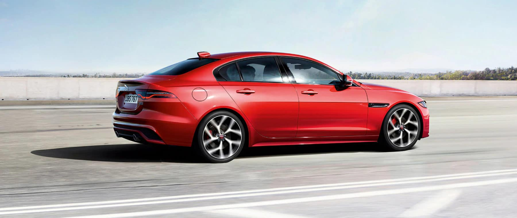 2020 Jaguar USA XE