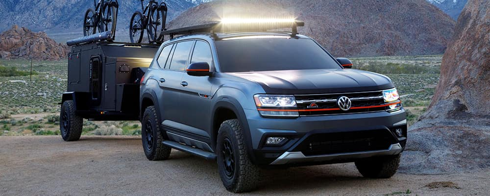 VW Atlas Towing Capacity >> Towing Capacities Of Volkswagen Vehicles Jennings Volkswagen