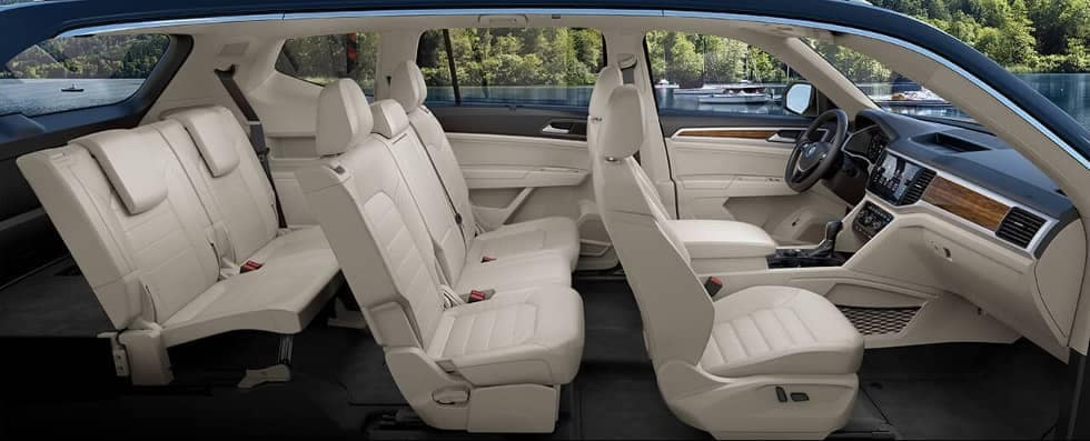 7 Passenger Suv >> Suv With 7 Passenger Seating Vw 7 Seater Jennings Volkswagen