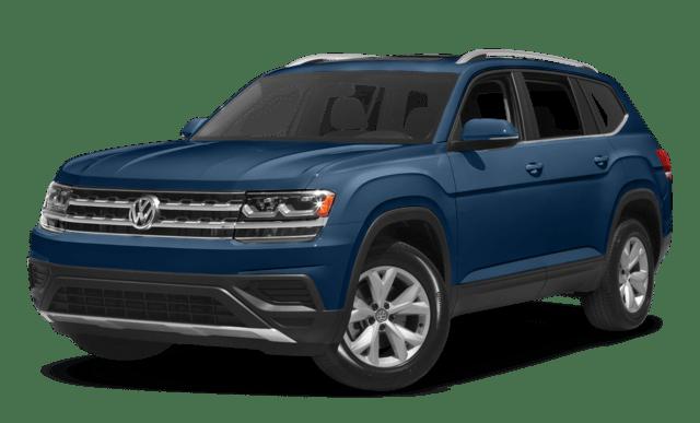 2018 Volkswagen Atlas 2.0