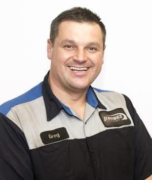 Greg Dziechciowski