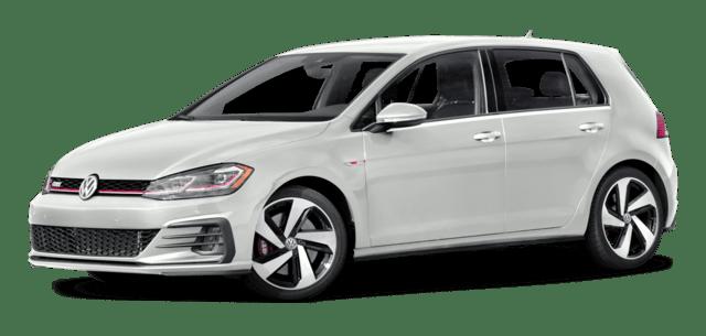 2018 VW Golf GTI White