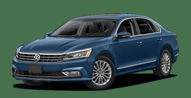 2018_Volkswagen_Passat_Auto