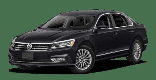 2018_Volkswagen_Passat_V6_Sedan