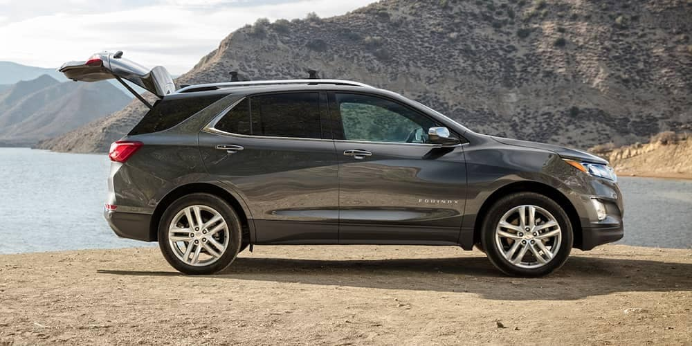 2019 Chevrolet Equinox profile