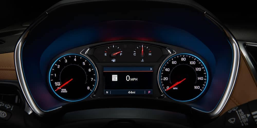 2019 Chevrolet Equinox speedometer
