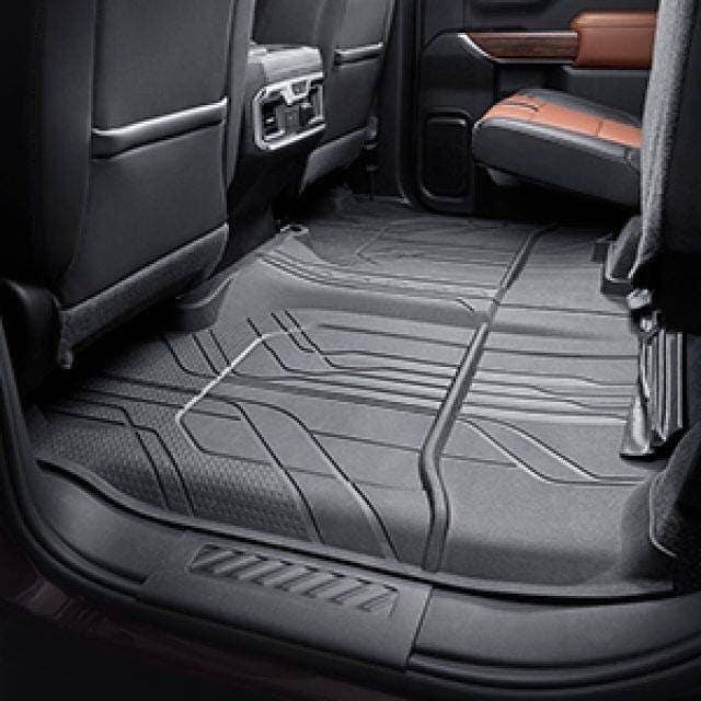 2019 Chevrolet Silverado floor mats