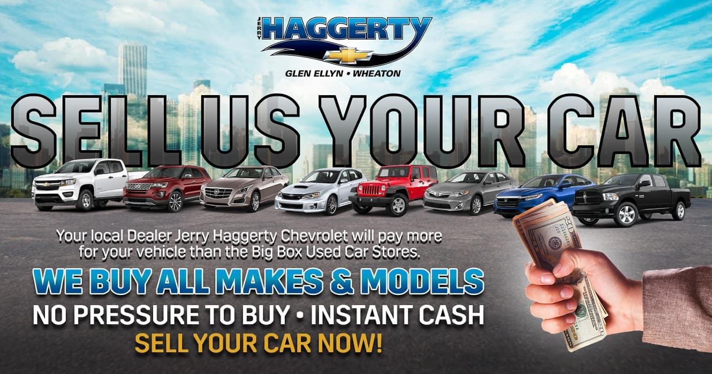 Jerry Haggerty Chevrolet | Chevrolet Dealer in Glen Ellyn, IL
