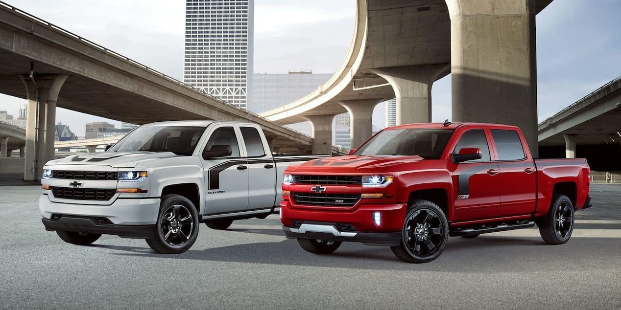 Chevrolet Special Edition Trucks >> Chevrolet Silverado Special Editions Jerry Haggerty Chevrolet
