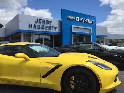Haggerty Chevy Near Lombard IL