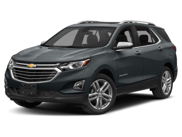 2019 Chevrolet Equinox in charcoal
