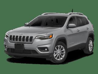 2019 Jeep Cherokee silver