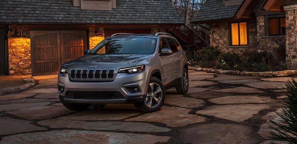 2019 Jeep Cherokee Exterior Gallery 4