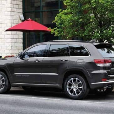 2019 Jeep Grand Cherokee Exterior Gallery 2