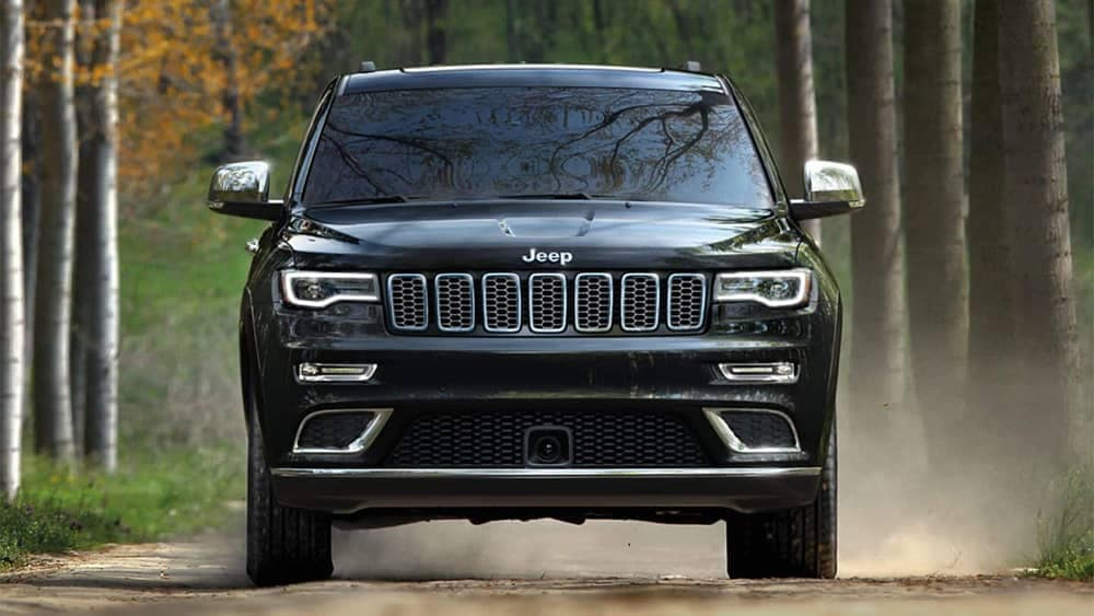 2019 Jeep Grand Cherokee Exterior Gallery 4