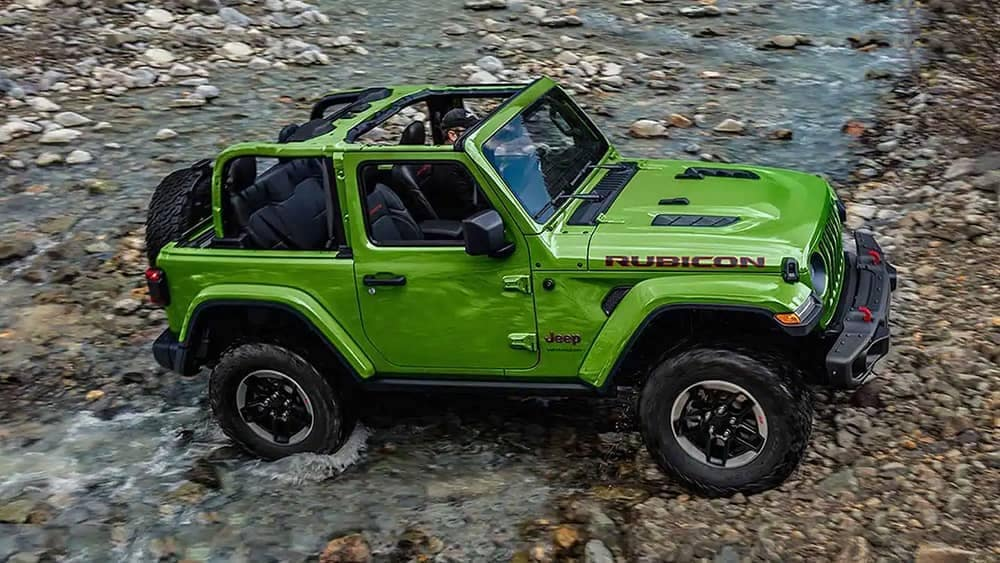 2019 Jeep Wrangler Exterior Gallery 2