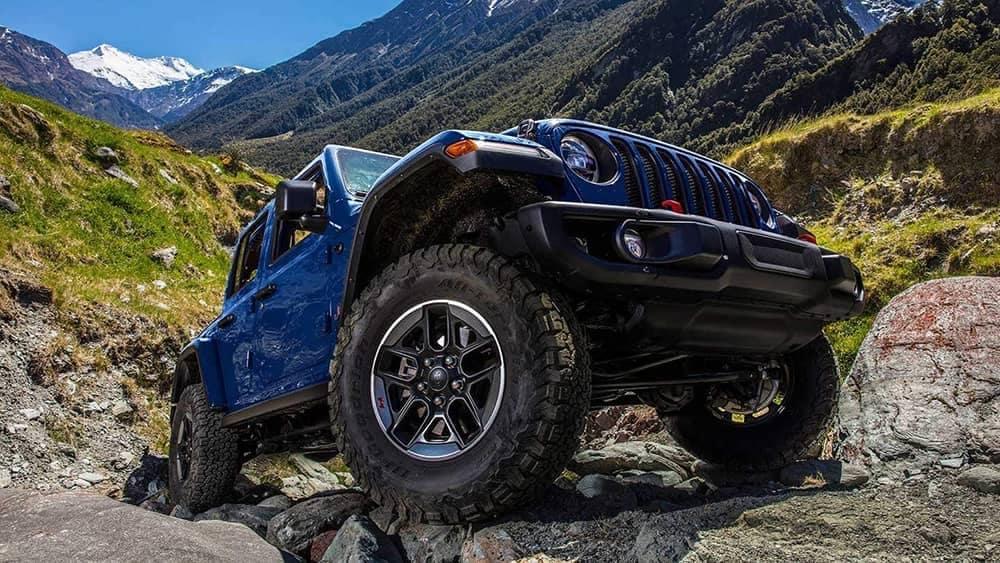 2019 Jeep Wrangler Exterior Gallery 3