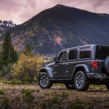 2019 Jeep Wrangler Exterior Gallery 4
