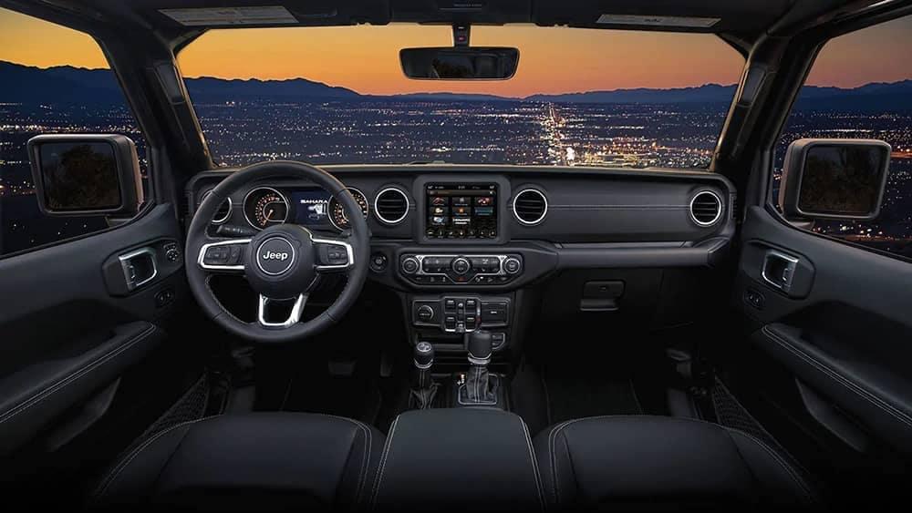 2019 Jeep Wrangler Interior Gallery 5
