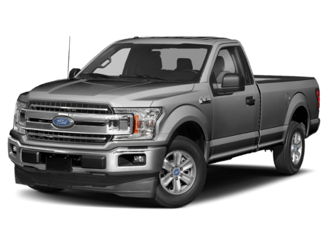 2019 Ford F-150 in silver