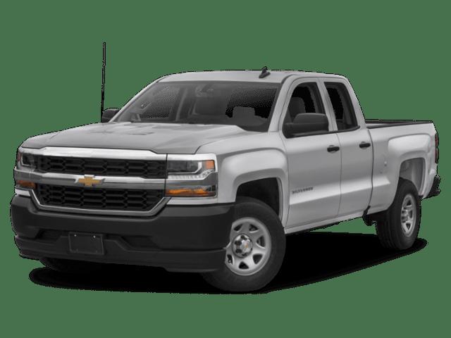 2019 Chevrolet Silverado 1500 in silver