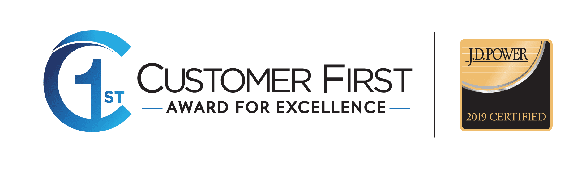 Customer First, Award For Excellence