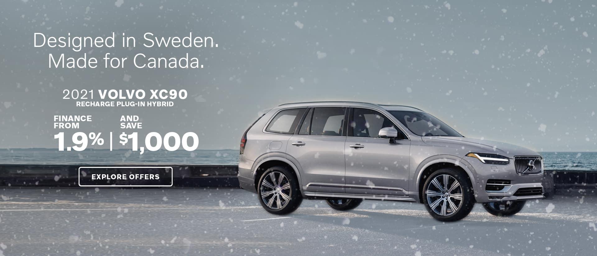 2021 Volvo XC90 1.9%