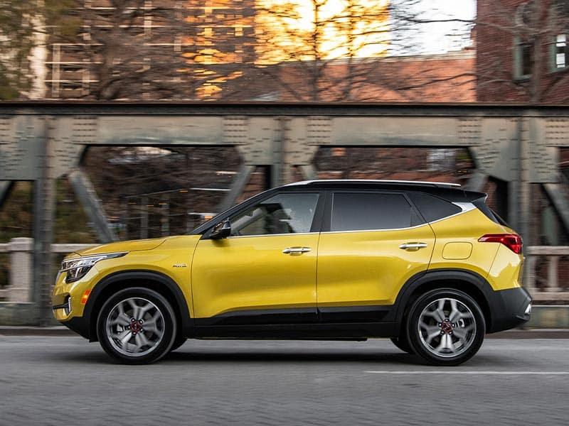 2022 Kia Seltos models and trim levels