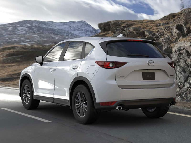 2021 Mazda CX-5 powertrain and performance