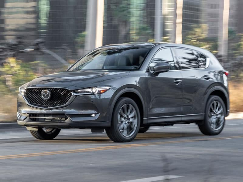 2021 Mazda CX-5 seven models to choose from