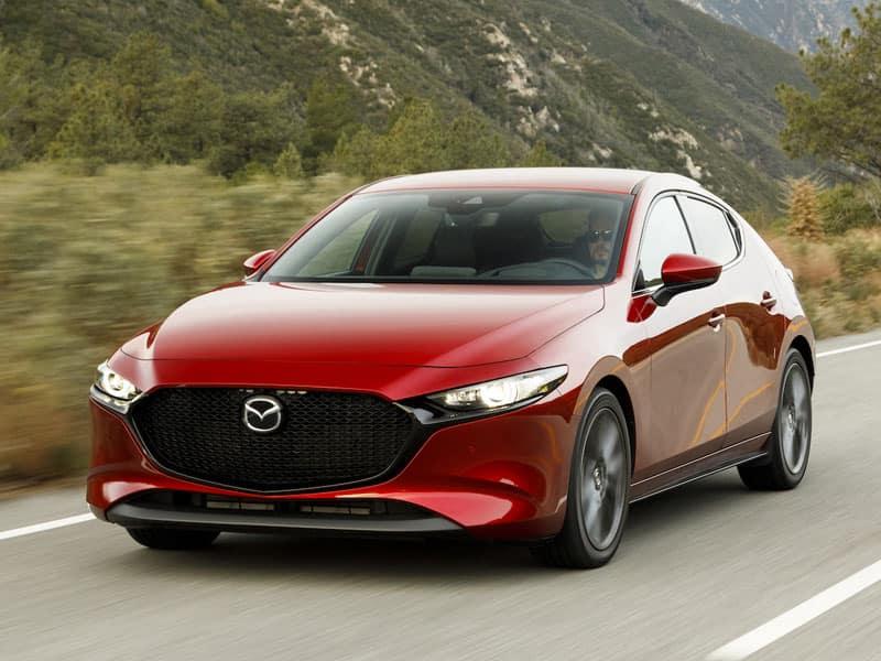 2021 Mazda3 Hatchback powertrains and performance