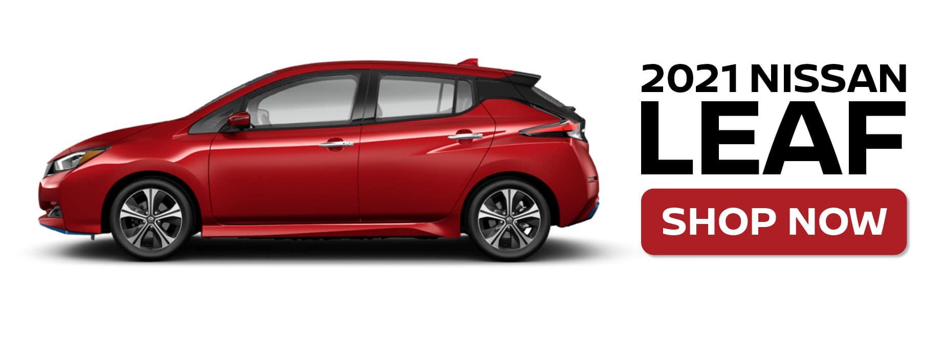 Nissan Leaf in Katy, TX