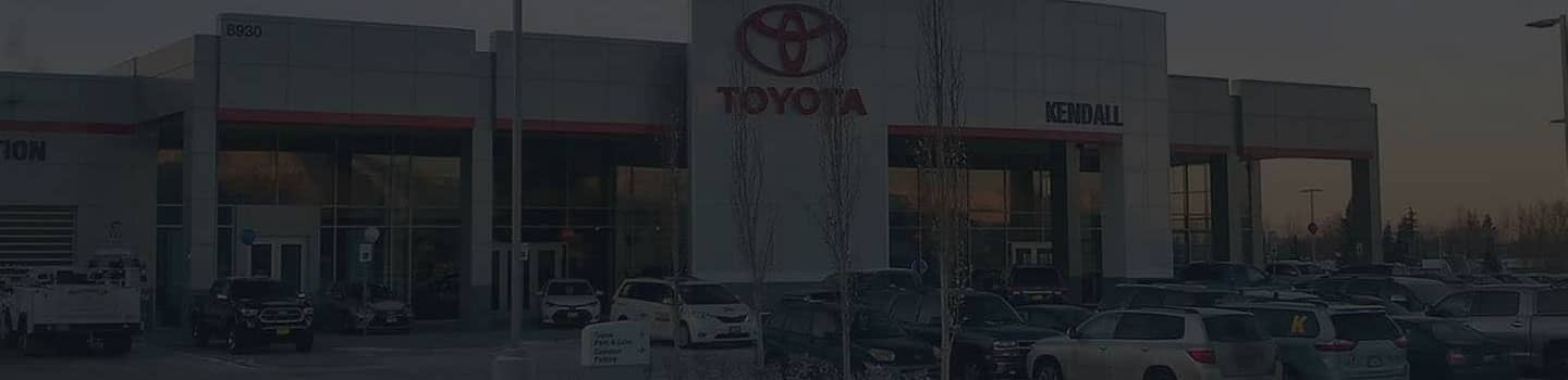 Kendall Toyota of Anchorage