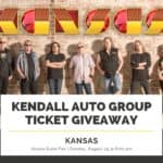 Enter to Win FREE Kansas Tickets