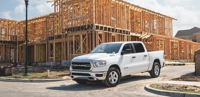New Ram Trucks