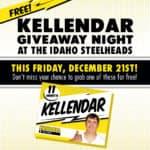 Free Kellendar Giveaway